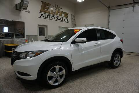 2016 Honda HR-V for sale at Elite Auto Sales in Ammon ID
