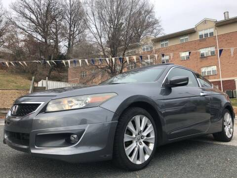 2010 Honda Accord for sale at Trimax Auto Group in Baltimore MD