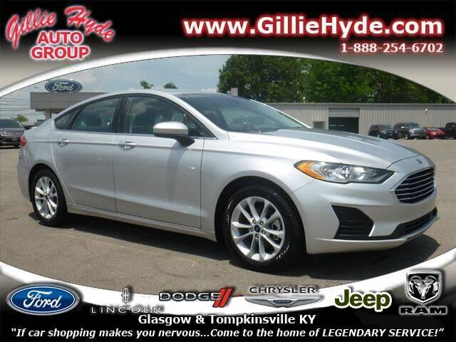 2019 Ford Fusion for sale at Gillie Hyde Auto Group in Glasgow KY