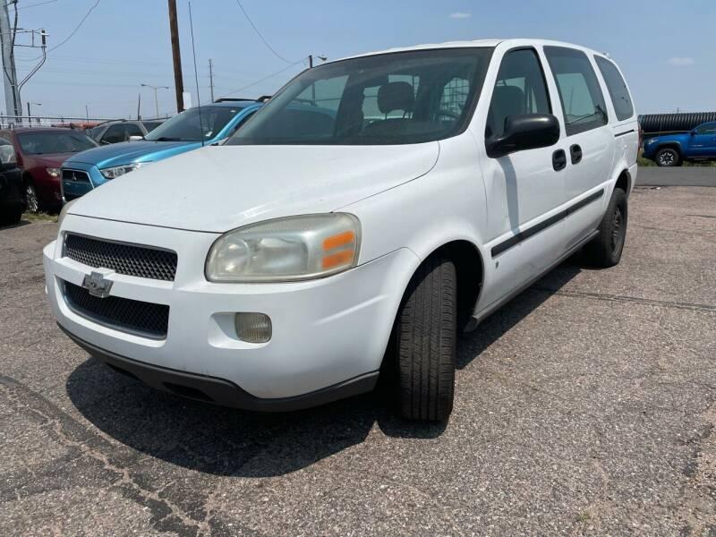 2008 Chevrolet Uplander for sale in Denver, CO