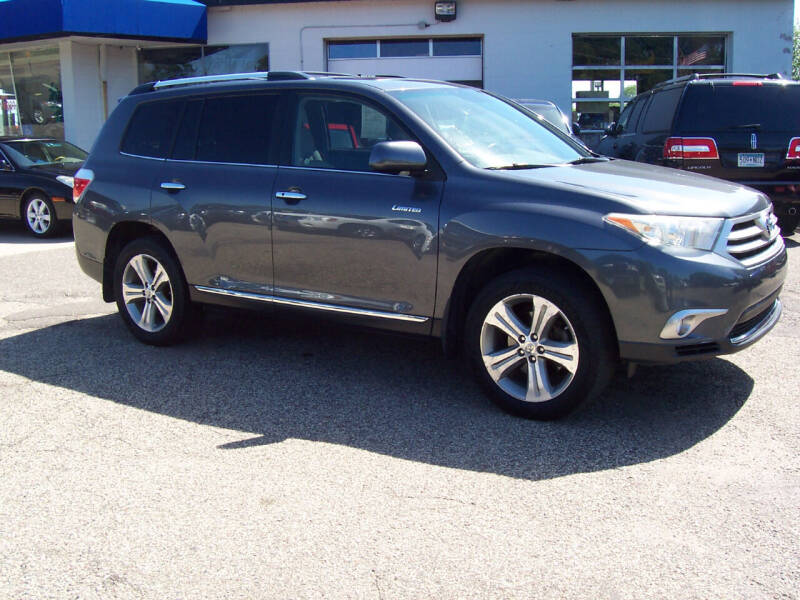 2012 Toyota Highlander for sale at TOWER AUTO MART in Minneapolis MN