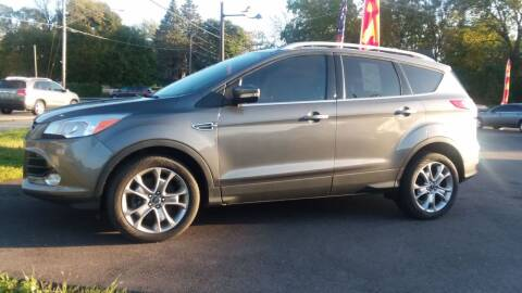 2014 Ford Escape for sale at NJ Quality Auto Sales LLC in Richmond IL