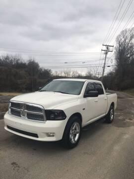 2009 Dodge Ram Pickup 1500 for sale at Dependable Motors in Lenoir City TN