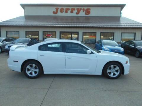 2013 Dodge Charger for sale at Jerry's Auto Mart in Uhrichsville OH