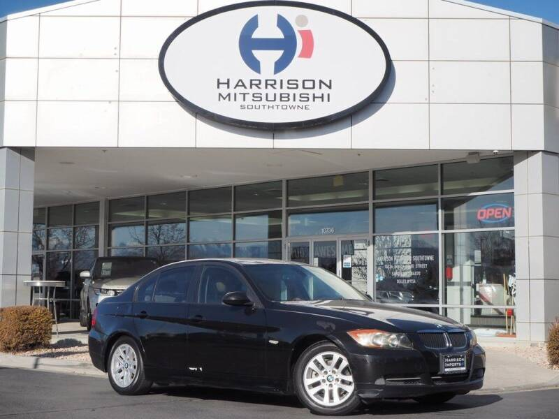 2007 BMW 3 Series for sale at Harrison Imports in Sandy UT