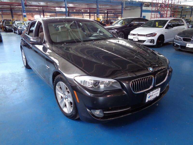 2012 BMW 5 Series for sale at VML Motors LLC in Teterboro NJ