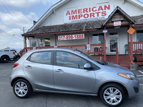 2014 Mazda MAZDA2 for sale at American Imports INC in Indianapolis IN