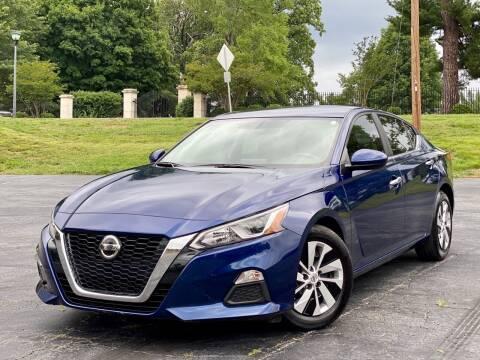 2020 Nissan Altima for sale at Sebar Inc. in Greensboro NC