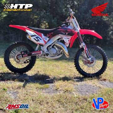 2002 Honda CR125 for sale at High-Thom Motors - Powersports in Thomasville NC