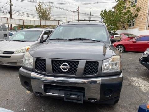 2007 Nissan Armada for sale at Auto Legend Inc in Linden NJ