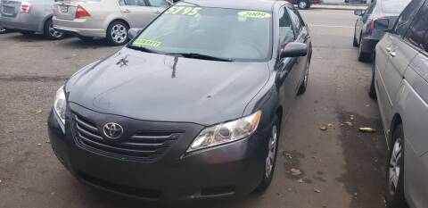 2009 Toyota Camry for sale at TC Auto Repair and Sales Inc in Abington MA