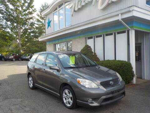 2007 Toyota Matrix for sale at Nicky D's in Easthampton MA