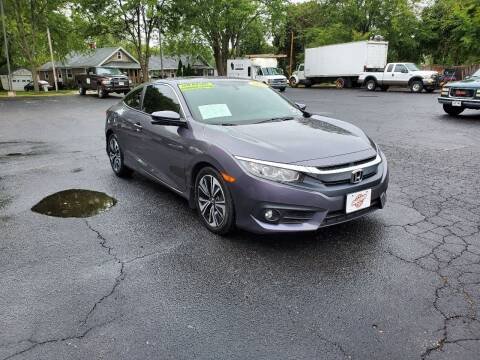 2018 Honda Civic for sale at Stach Auto in Janesville WI