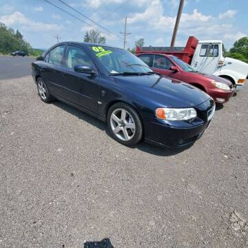 2005 Volvo S60 R for sale at ALL WHEELS DRIVEN in Wellsboro PA