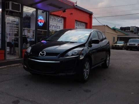 2011 Mazda CX-7 for sale at INFINITE AUTO LLC in Lakewood CO
