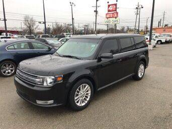 2014 Ford Flex for sale at 4th Street Auto in Louisville KY