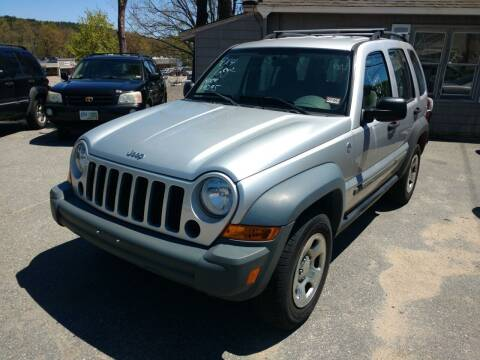 2005 Jeep Liberty for sale at Auto Brokers of Milford in Milford NH