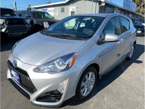 2017 Toyota Prius c for sale at AutoDeals in Daly City CA