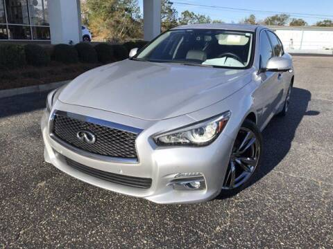2015 Infiniti Q50 for sale at Mike Schmitz Automotive Group in Dothan AL