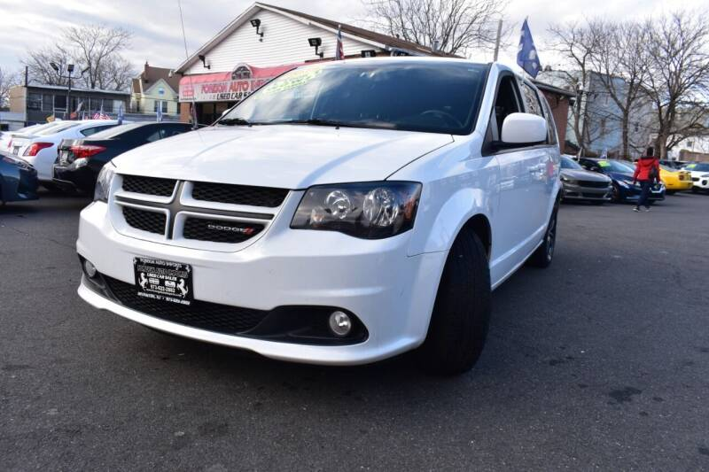 2019 Dodge Grand Caravan for sale at Foreign Auto Imports in Irvington NJ
