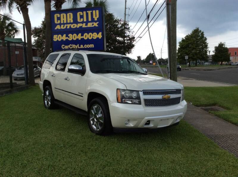 2010 Chevrolet Tahoe for sale at Car City Autoplex in Metairie LA