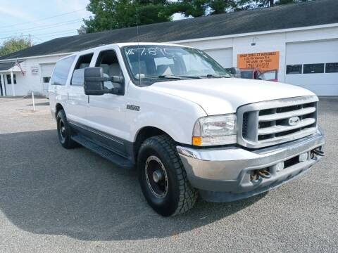 2003 Ford Excursion for sale at Easy Does It Auto Sales in Newark OH