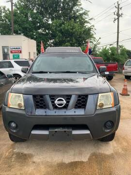 2006 Nissan Xterra for sale at Houston Auto Emporium in Houston TX