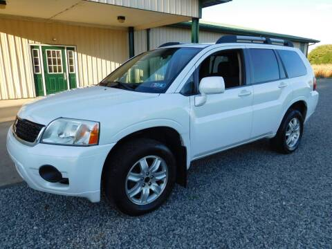 2011 Mitsubishi Endeavor for sale at WESTERN RESERVE AUTO SALES in Beloit OH