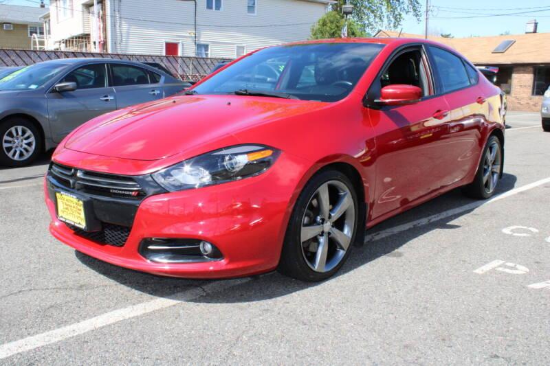 2013 Dodge Dart for sale at Lodi Auto Mart in Lodi NJ