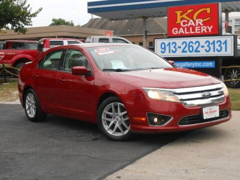 2010 Ford Fusion for sale at KC Car Gallery in Kansas City KS