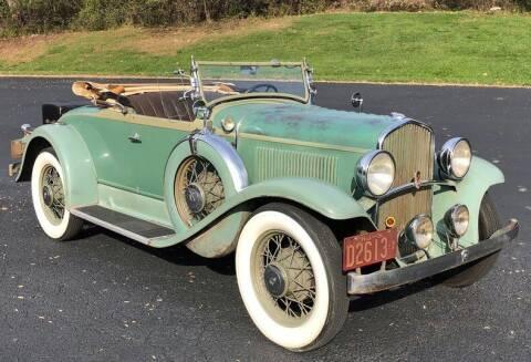 1931 Desoto De Luxe