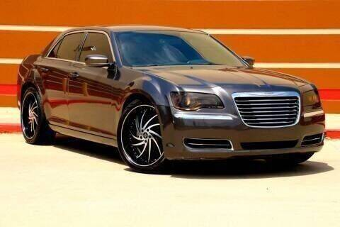 2017 Chrysler 300 for sale at Auto Hunters in Houston TX