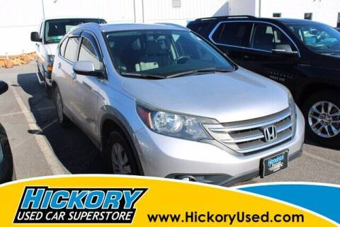 2014 Honda CR-V for sale at Hickory Used Car Superstore in Hickory NC