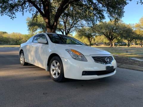 2008 Nissan Altima for sale at 210 Auto Center in San Antonio TX