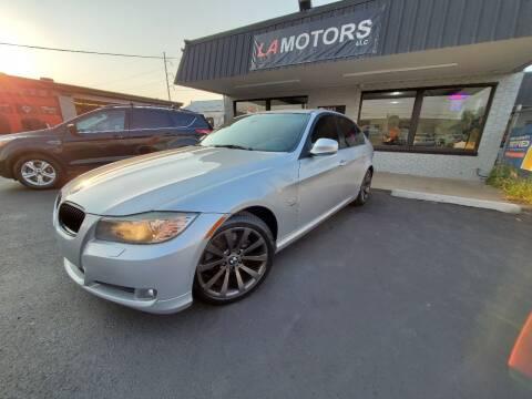 2011 BMW 3 Series for sale at LA Motors LLC in Denver CO