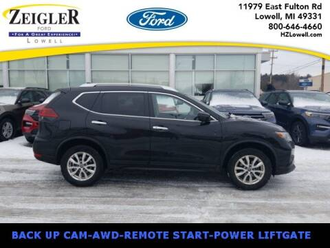 2020 Nissan Rogue for sale at Zeigler Ford of Plainwell- Jeff Bishop in Plainwell MI