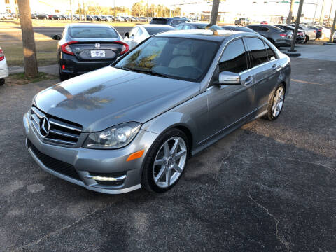 2014 Mercedes-Benz C-Class for sale at Advance Auto Wholesale in Pensacola FL