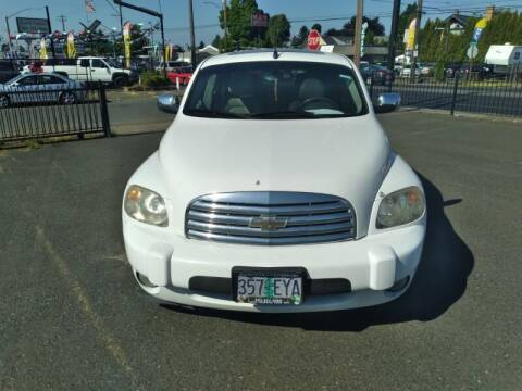 2007 Chevrolet HHR for sale at Cars & Trailers in Portland OR