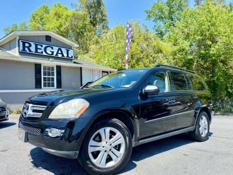 2009 Mercedes-Benz GL-Class for sale at Regal Auto Sales in Marietta GA