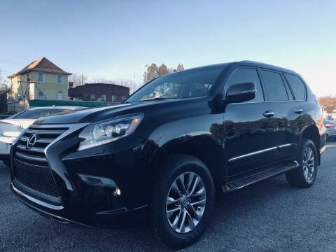 2015 Lexus GX 460 for sale at Trimax Auto Group in Baltimore MD