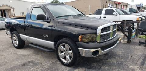 2003 Dodge Ram Chassis 1500 for sale at Second 2 None Auto Center in Naples FL