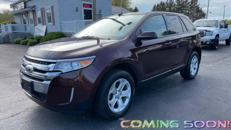 2012 Ford Edge for sale at RBT Automotive LLC in Perry OH