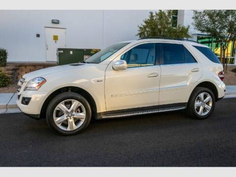 2010 Mercedes-Benz M-Class for sale at REVEURO in Las Vegas NV