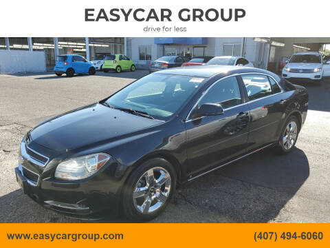 2009 Chevrolet Malibu for sale at EASYCAR GROUP in Orlando FL