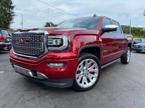 2018 GMC Sierra 1500 for sale at iDeal Auto in Raleigh NC