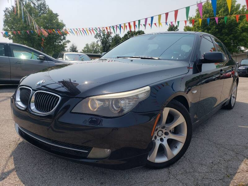 2009 BMW 5 Series for sale at BBC Motors INC in Fenton MO