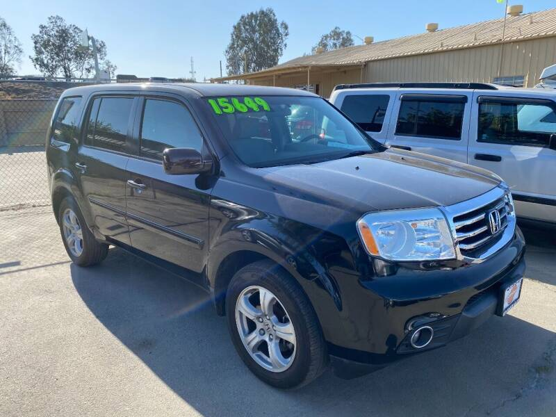 2013 Honda Pilot for sale at Approved Autos in Bakersfield CA