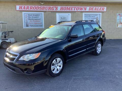 2009 Subaru Outback for sale at Auto Martt, LLC in Harrodsburg KY