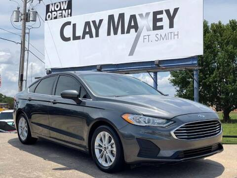2019 Ford Fusion for sale at Clay Maxey Fort Smith in Fort Smith AR