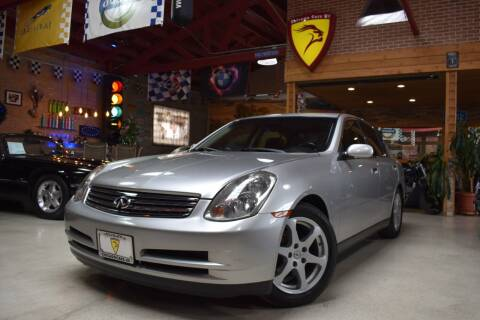 2004 Infiniti G35 for sale at Chicago Cars US in Summit IL